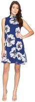 Christin Michaels Cabriole Floral Dress
