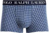 Ralph Lauren Medallion Stretch Cotton Trunk