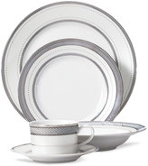 "Lauren Ralph Lauren Silk Ribbon Pearl"" 5-Piece Place Setting"