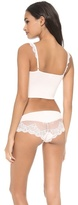 Only Hearts Club So Fine Lace Cropped Cami