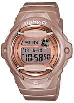 Casio Women's Baby G Resin Strap Watch