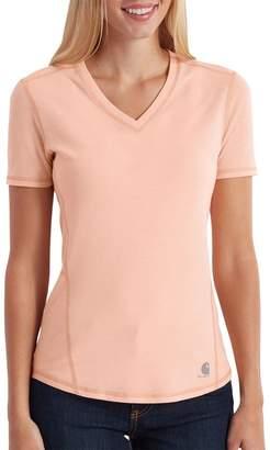 Carhartt Women's Force Ferndale Short Sleeve T Shirt