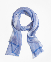Brooks Brothers Linen Scarf