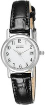 Citizen EW1270-06A Eco-Drive Leather Watch