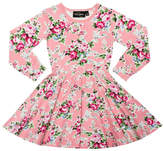 Rock Your Baby Pink Floral Dress