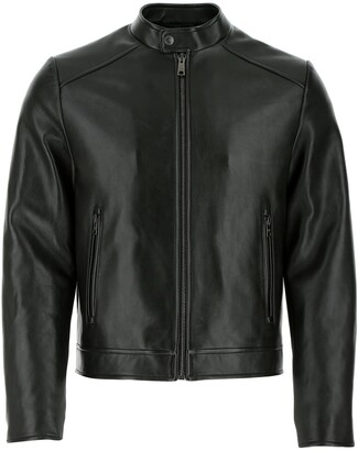 Prada Biker Leather Jacket