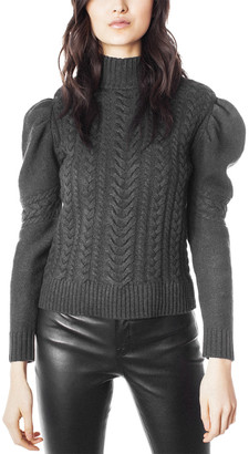 Generation Love Puff Sleeve Wool-Blend Sweater
