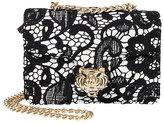 Betsey Johnson Lady Lace Flap Shoulder Bag