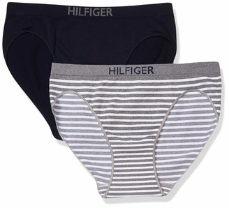 Tommy Hilfiger Women's Seamless Bikini Underwear Panty Multipacks and Singles
