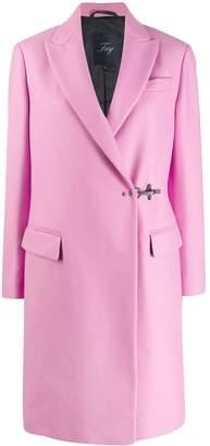 Fay wrap style coat