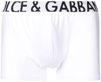 Dolce & Gabbana logo waistband boxers