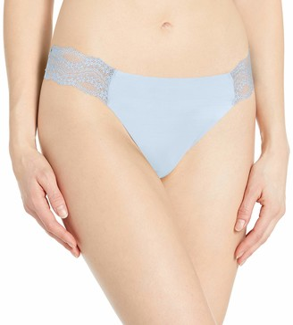 B.Tempt'd b.temptd by Wacoal Women's b Bare Thong Panty