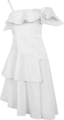KENDALL + KYLIE KK Flutter Dress LdC99