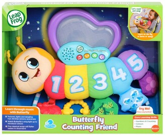 Leapfrog Butterfly Counting Friend