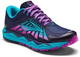Brooks Women's Caldera Running Shoe (BRK-120232 1B 3888440 6.5 456 BLUE/TEAL/PURPLE)