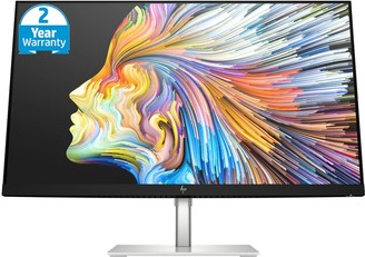 Hp 28In 4K Uhd, Hdr Display. Factory Calibrated Colour, Usb C Docking, 65W Charging, Monitor