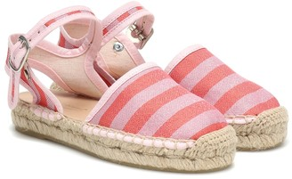 Bonpoint Plage espadrille sandals