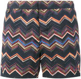 Missoni zigzag swim shorts