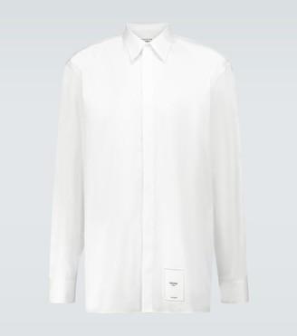 Maison Margiela Formal long-sleeved shirt