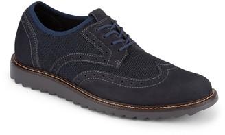 Dockers Hawking Knit Men's Water Resistant Wingtip Oxford Shoes