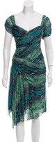 Diane von Furstenberg Gertrude Silk Dress