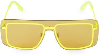 Kenzo 147MM Shield Sunglasses