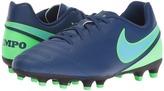 Nike Jr Tiempo Rio III FG-R Soccer (Little Kid/Big Kid)
