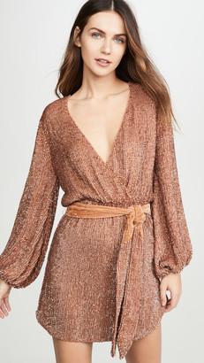 retrofete Julie Sequin Dress