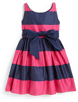 Ralph Lauren Toddler's & Little Girl's Striped Rugby Dress