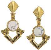 House Of Harlow Patolli Dangle Earrings Earring