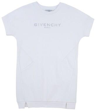 Givenchy Kids Logo T-Shirt Dress (4-14 Years)