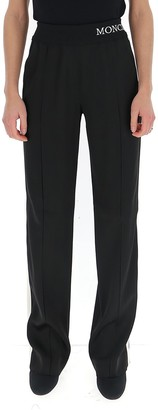 Moncler Elasticated Side Band Trousers