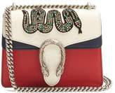 Gucci Dionysus mini embellished leather cross-body bag