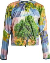 adidas by Stella McCartney Run Adizero nature-print performance jacket