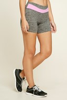 Forever 21 FOREVER 21+ Active Stretch Knit Shorts