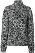 Saint Laurent oversized turtleneck sweater