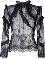 Self-Portrait lace blouse