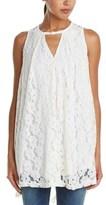 Anama Lace Tunic Dress.