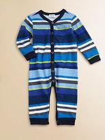Splendid Infant's Striped Coverall