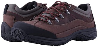 Dunham Cloud Low Waterproof (Brown) Men's Lace up casual Shoes