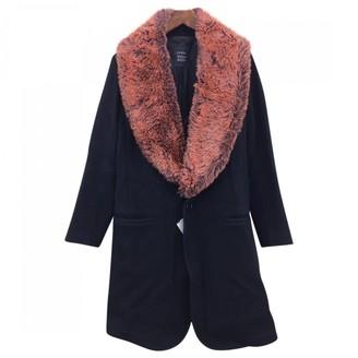 Limi Feu Black Wool Coats