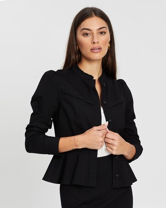 Review Kennedy Ponte Jacket
