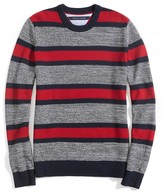 Tommy Hilfiger Crew Neck Stripe Sweater