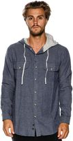 Imperial Motion Eugene Hooded Ls Shirt