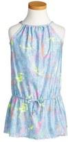 Pilyq Little Aurora Paint Splatter Cover-Up Dress (Little Girls & Big Girls)