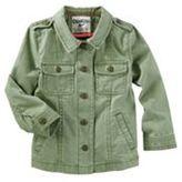 Osh Kosh Girls 4-8 Utility Jacket