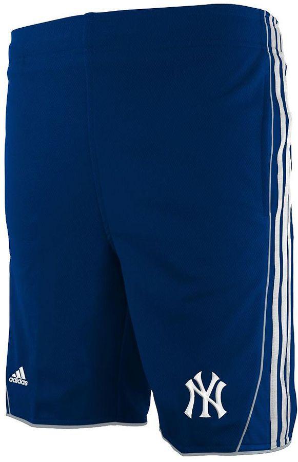 New York Yankees Adidas performance shorts - boys 8-20