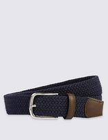 M&S Collection Stretch Web Belt