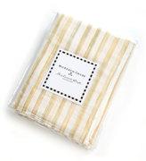 Mackenzie Childs MacKenzie-Childs King Parchment Stripe Dust Skirt
