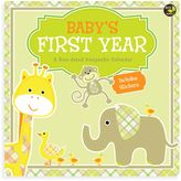 Bed Bath & Beyond Baby's First Year Non-Dated Wall Calendar